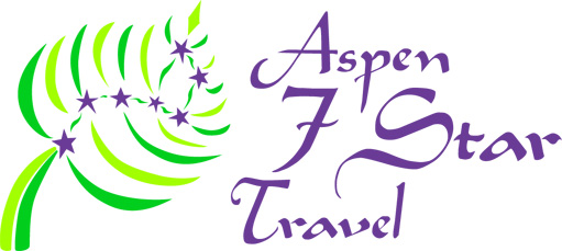 Aspen 7 Star Travel Logo
